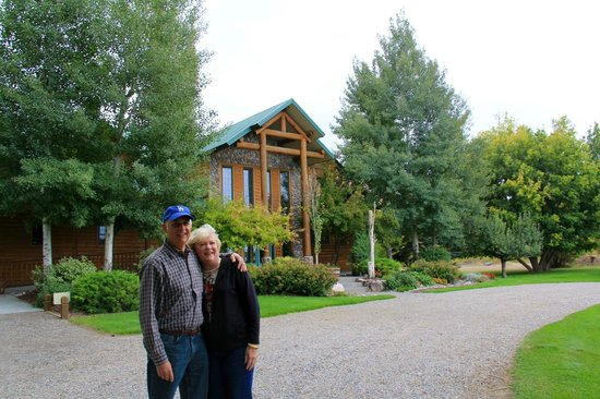 Blue Heron Inn : A beautiful place in Idaho