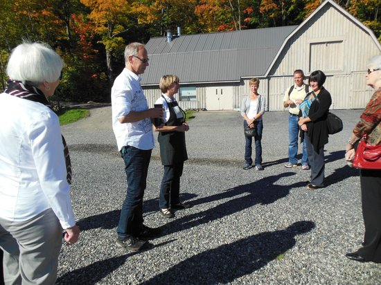 Kava Tours : Domaine Les Brome Winery