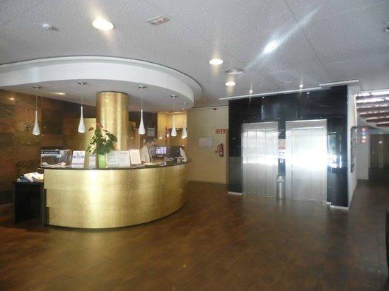 Hotel RH Royal: Reception