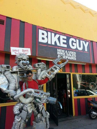 The Bike Guy