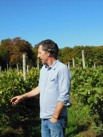 Kava Tours : Domaine Vitis Winery
