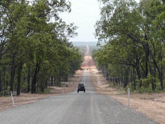 Квинсленд, Австралия: Typical Cape York road