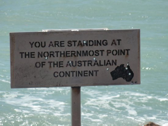Queensland, Australien: The northerly tip of Australia