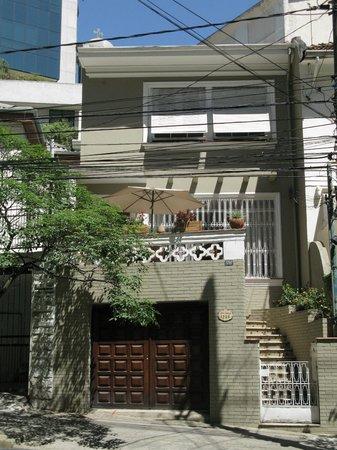 Hostel Bella Paulista : Fachada do Hostel