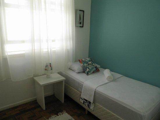 Hostel Bella Paulista : Quarto de Solteiro
