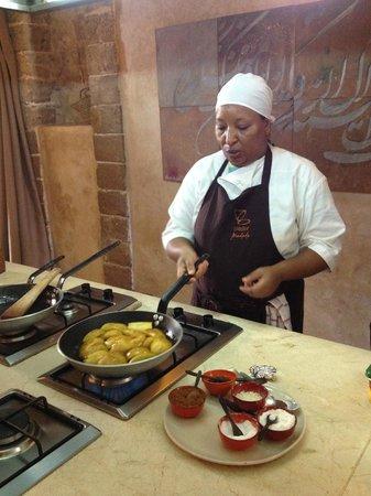 L'Atelier Madada : Mona the amazing chef!!!