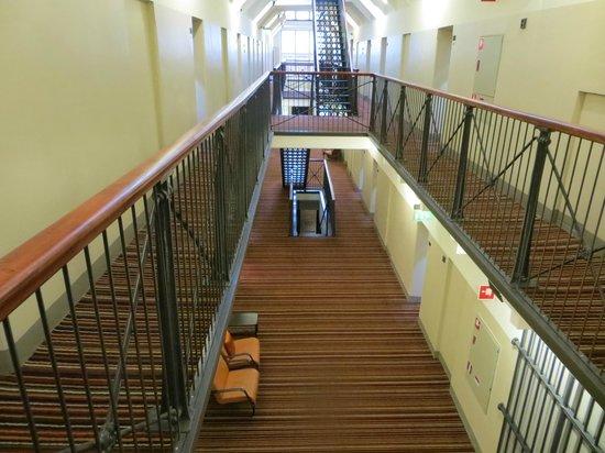 Hotel Katajanokka: Corridor