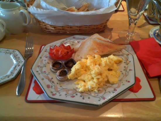 An Daingean : Wonderful breakfast