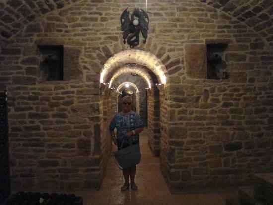 Caveau Clavelier : cave