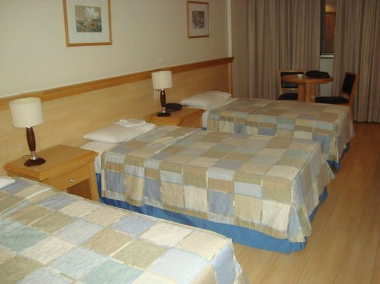 Hotel Mar Palace Copacabana: quarto triplo