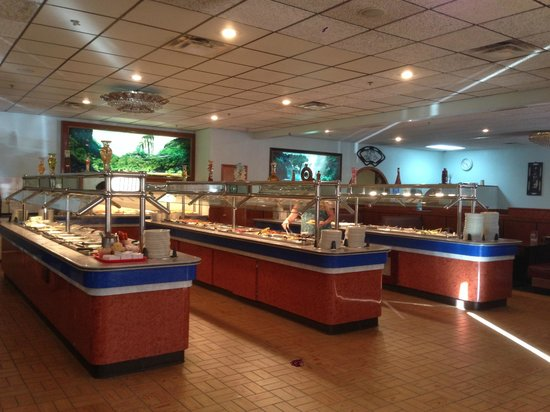 China Buffet : Clean Delicious and Great Selection of Food