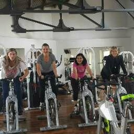 Los Pinos Resort & Spa Termal : una mañana de gym