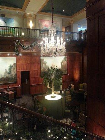The Heathman Hotel : Tea Court