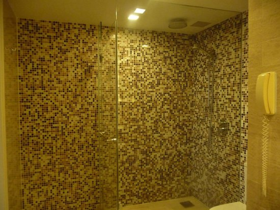 Novotel Singapore Clarke Quay: Shower