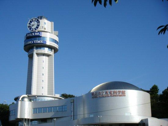 プラネタリウムデート10明石市立天文科学館