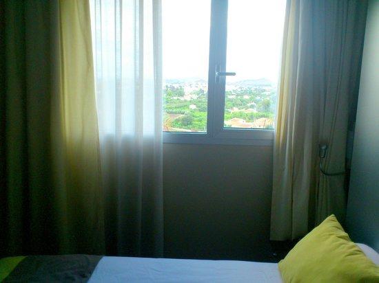 Sercotel JC1 Hotel: vistas