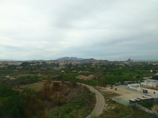 Sercotel JC1 Murcia: vistas