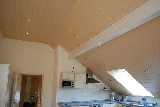 Landhotel Garni Engelhard: roof