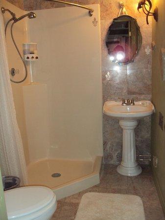 Elm Creek Manor: Main Bathroom w/Shower