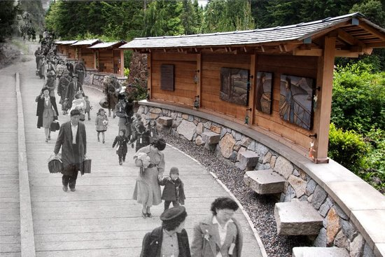 Bainbridge Island Japanese American Exclusion Memorial