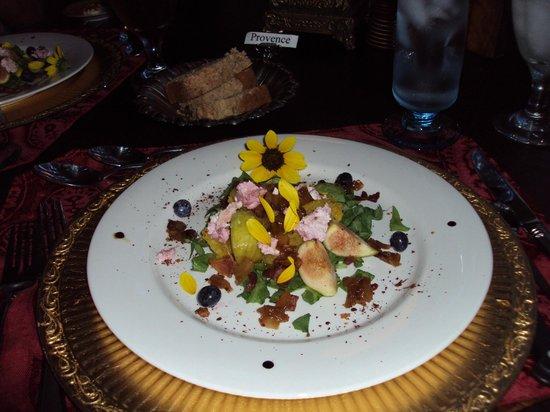 Elm Creek Manor: Dinner Salad
