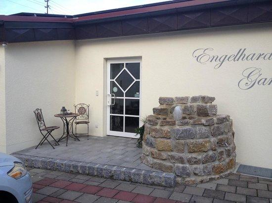 Landhotel Garni Engelhard : garden