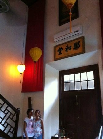 Galle Fort Hotel Chinese Room I