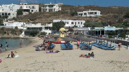 Mama's Pension: playa