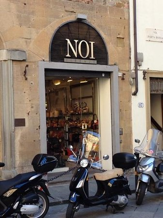 Noi Leather Wholesale and Design: NOI entrance
