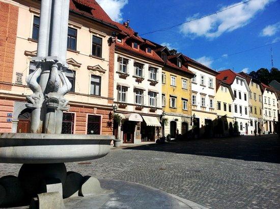Hotel Galleria: Hotel Antiq  Gornji Trg 3, Ljubljana
