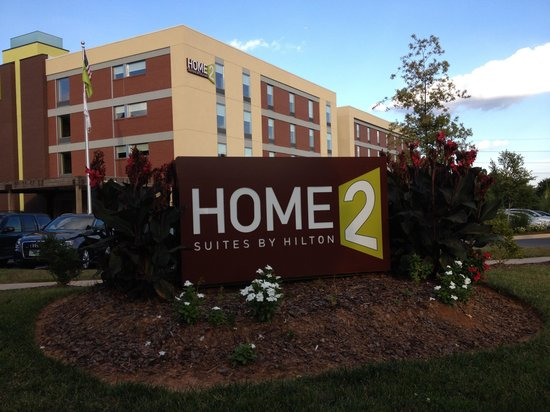 ‪‪Home2 Suites by Hilton Charlotte I-77 South‬: Homes2 Suites‬