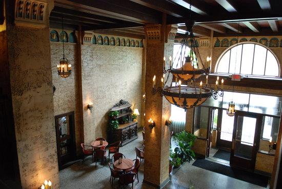 Downtown Bozeman: The Baxter Hotel
