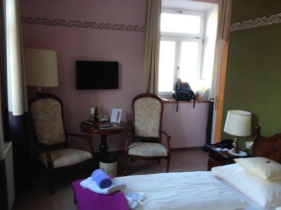 Alpenhotel Wittelsbach: Room