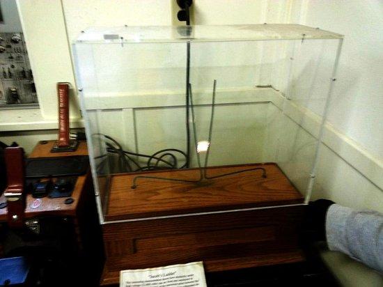 Georgetown Energy Museum: Jacob's Ladder