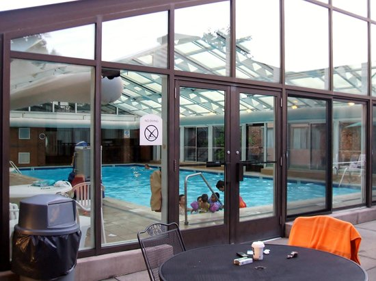 Comfort Inn & Suites Pittsburgh Allegheny Valley: Da Pool!