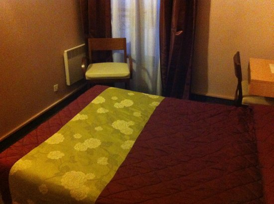 Hotel Flor Rivoli: Small yet comfortable