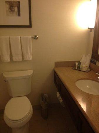 Hilton New Orleans Riverside : Add a caption