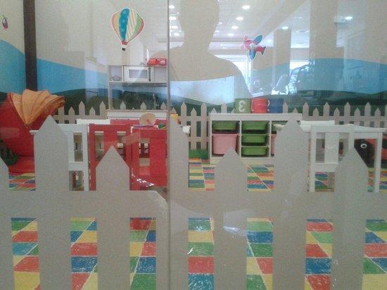 monta2cafe : Sala infantil