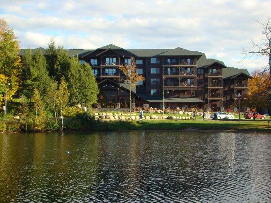 Hampton Inn & Suites Lake Placid: The hotel