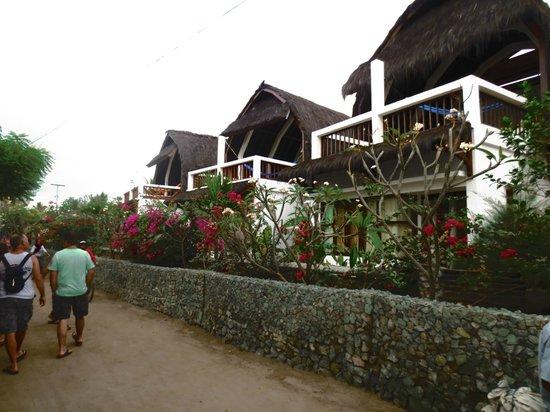 Sunrise Resort : New Bungalows