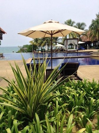 Tanjong Jara Resort: swimming pool