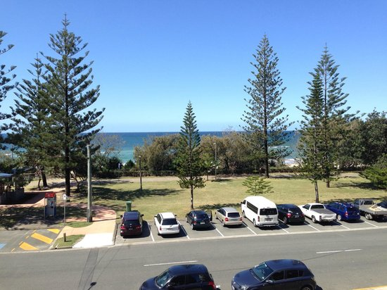 Wyuna Beachfront Holiday Apartments : View from Apartment 7