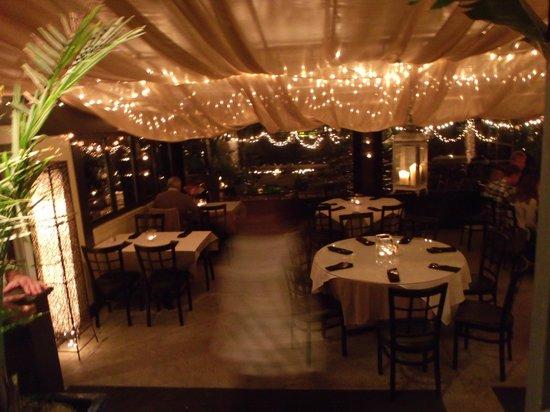 The Porch Ready For Winter Picture Of Simpatico Jamestown
