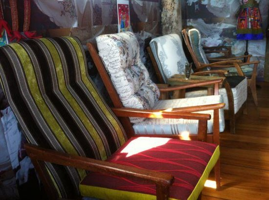 Bach on Breakwater: Great retro furniture
