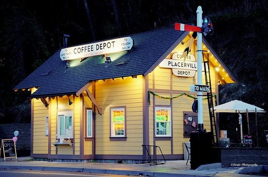 ‪Placerville Coffee Depot‬