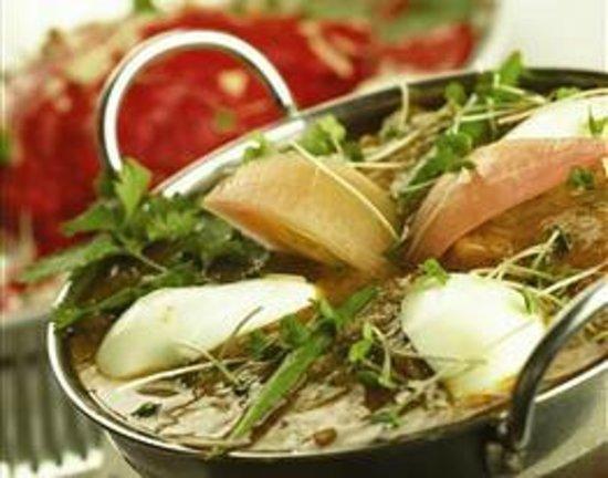 Moghul Indian Restaurant : Lamb Handi