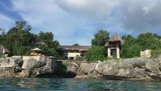 Tensing Pen Resort: Pictures do not do this place justice, but here is one!