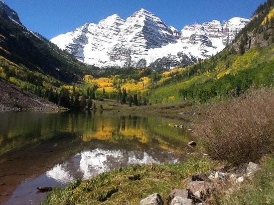 Maroon Bells-Snowmass Wilderness Area