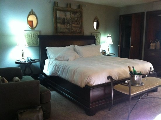 Applewood Inn : Chianti suite