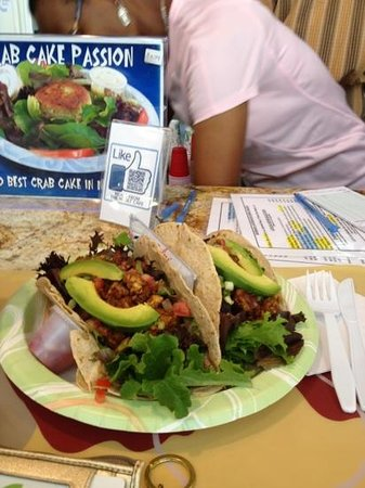 Meals From The Heart Cafe: Tacos!!!! Fish Style.